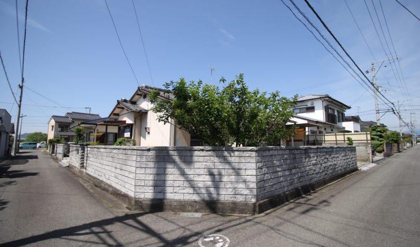 愛媛県松山市東方町注文住宅用地