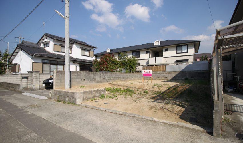愛媛県松山市正円寺4丁目注文住宅用地