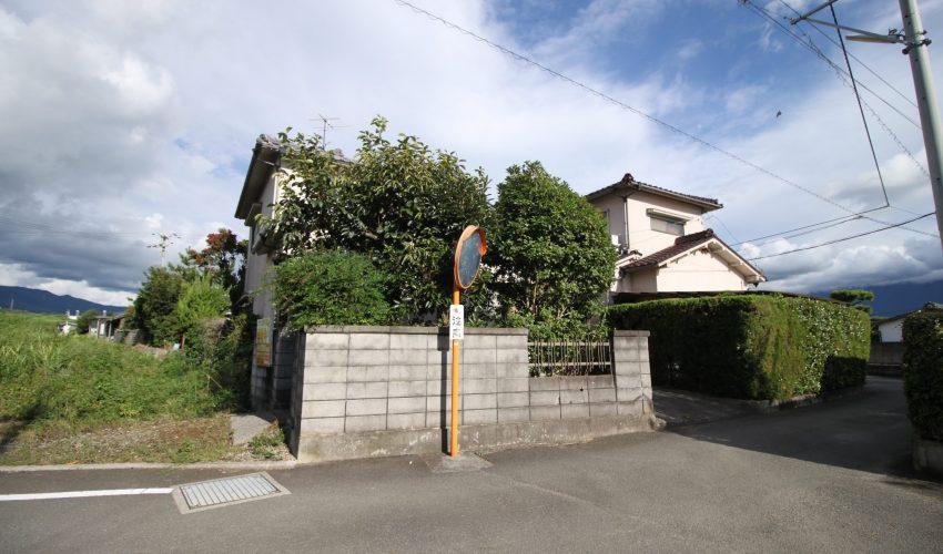 愛媛県東温市西岡注文住宅用地