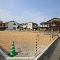 愛媛県松山市山西町注文住宅用地