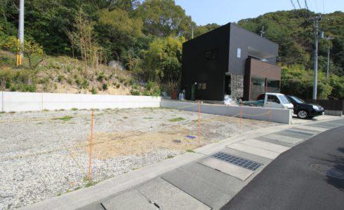 愛媛県松山市高岡町注文住宅用地