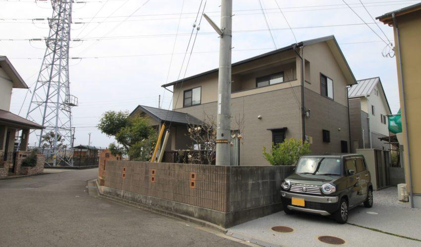 愛媛県松山市青葉台中古物件(一戸建て)