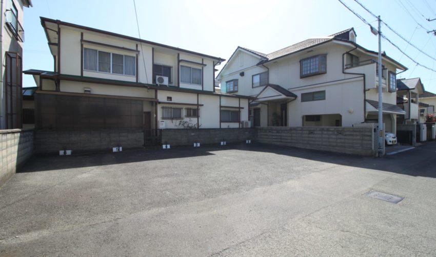 愛媛県松山市空港通4丁目注文住宅用地