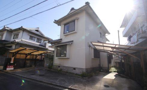 愛媛県松山市北久米町注文住宅用地