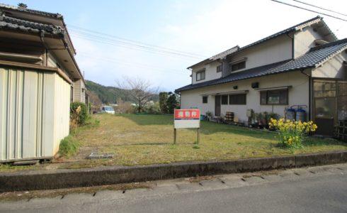 愛媛県東温市山之内注文住宅用地