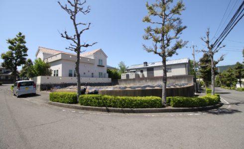 愛媛県松山市白水台2丁目注文住宅用地