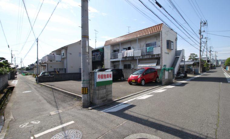 愛媛県松山市枝松3丁目注文住宅用地