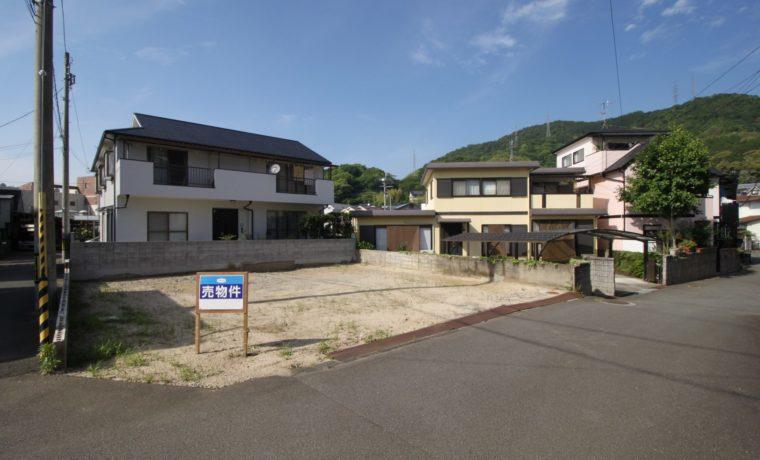 愛媛県松山市畑寺4丁目注文住宅用地