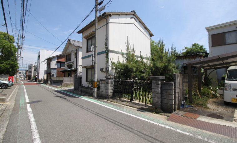 愛媛県松山市元町注文住宅用地