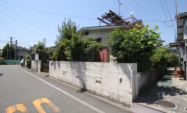 愛媛県松山市ひばりヶ丘注文住宅用地