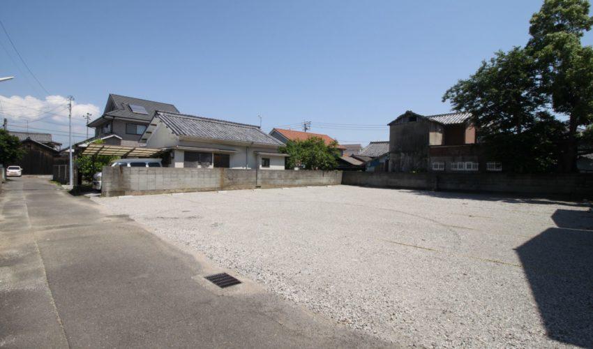 愛媛県松山市中須賀3丁目注文住宅用地