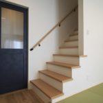 ひな壇階段